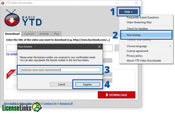 YTD Video Downloader Pro [5 9 13 3] Crack + Serial Key