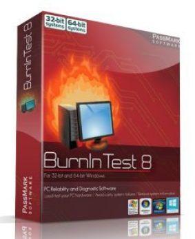 PassMark BurnInTest Pro Crack 8.1 + Serial Key 2020 Download