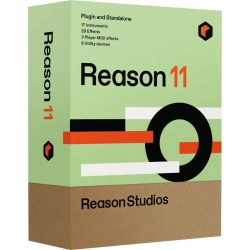 Reason 11.1 Crack With Keygen [Mac + Windows] Free Download