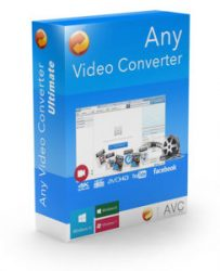 Any Video Converter Ultimate Crack 6.3.6 Serial key Free Download