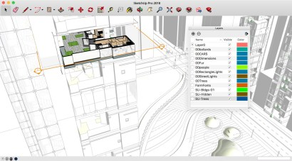 SketchUp Pro 2020 Crack + License Key [Windows + Mac] Free Download